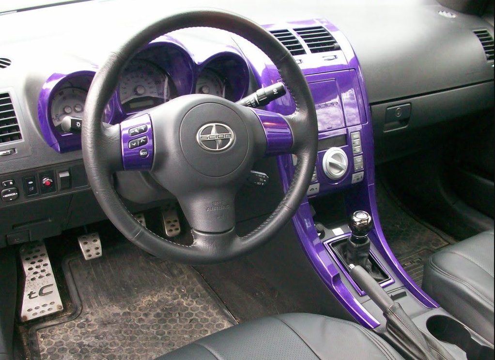 Car Interior Wrap Ideas
